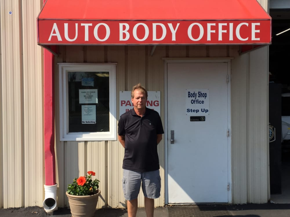 Severna Park Auto Body: 402 Headquarters Dr, Millersville, MD