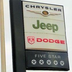 Patterson Chrysler Dodge Jeep Ram - Car Dealers - 3435 E End Blvd ...
