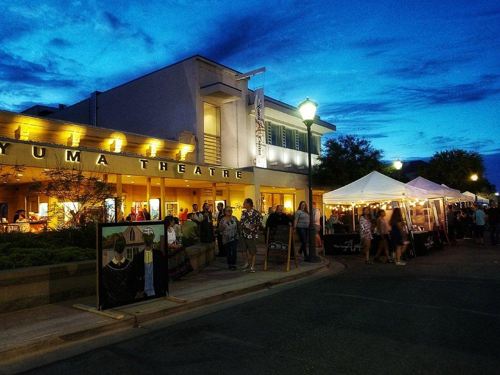 Yuma Art Center & Historic Yuma Theatre: 254 S Main St, Yuma, AZ