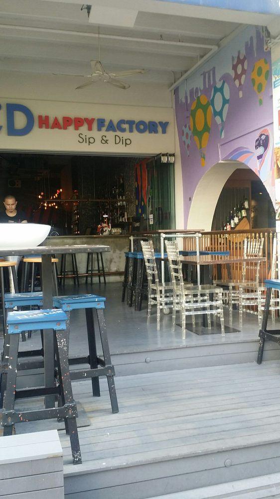 ;D Happy Factory Singapore