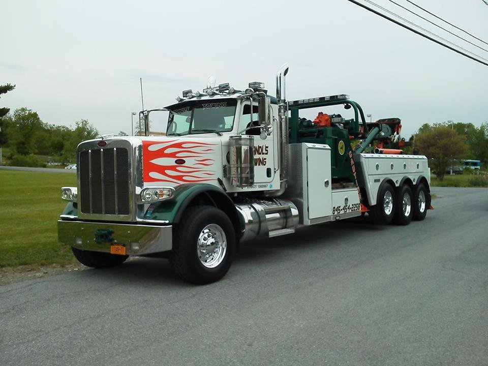 Towing business in Poughkeepsie, NY