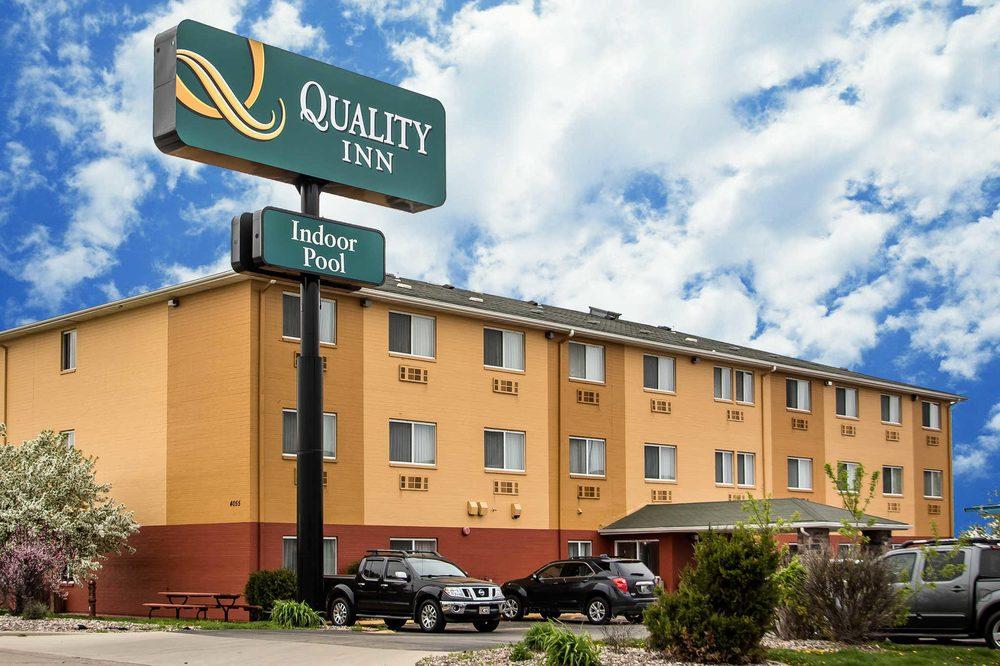 Quality Inn: 4055 McDonald Drive, Dubuque, IA