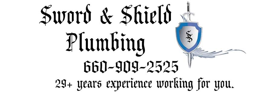 Sword & Shield Plumbing: 219 W 20th St, Higginsville, MO
