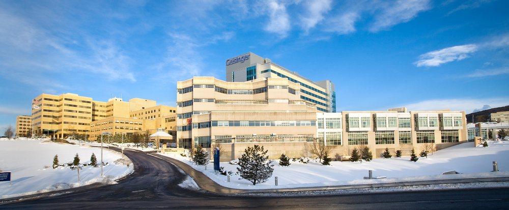 Geisinger Medical Center: 100 N Academy Ave, Danville, PA