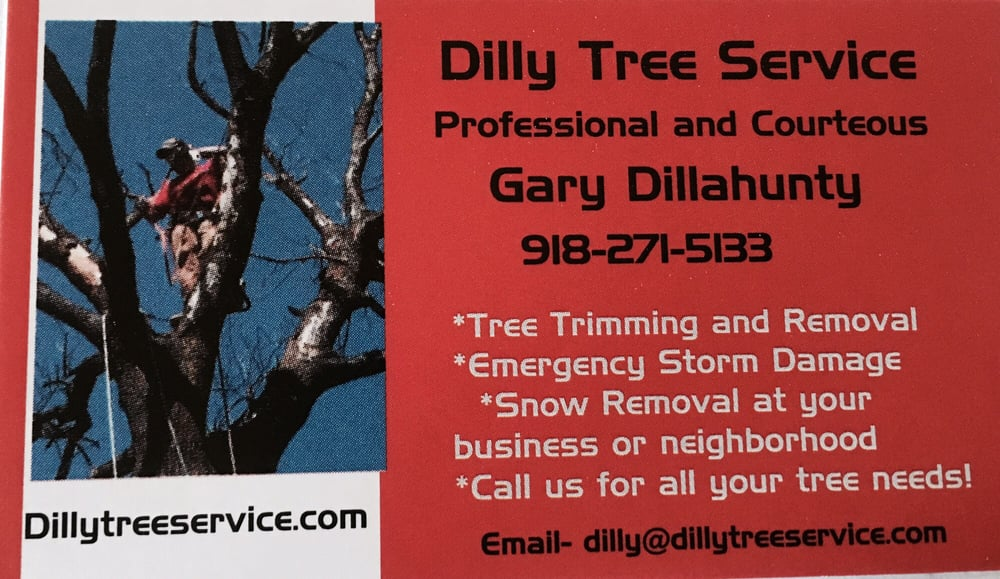 Photo of Dilly Tree Service: Sapulpa, OK