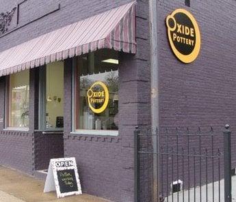 Oxide Pottery: 1337 Main St, Lynchburg, VA