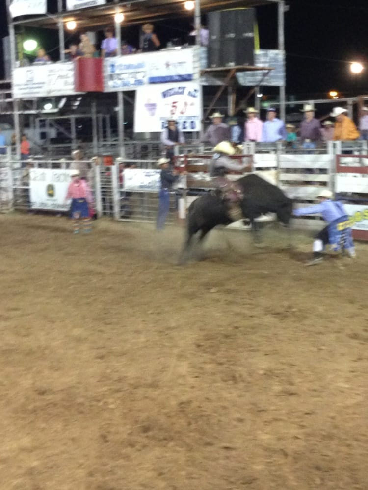 Social Spots from Brown County Rodeo