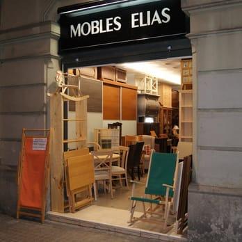 Mobles el as tienda de muebles carrer del bruc 97 l for Registro bienes muebles barcelona telefono