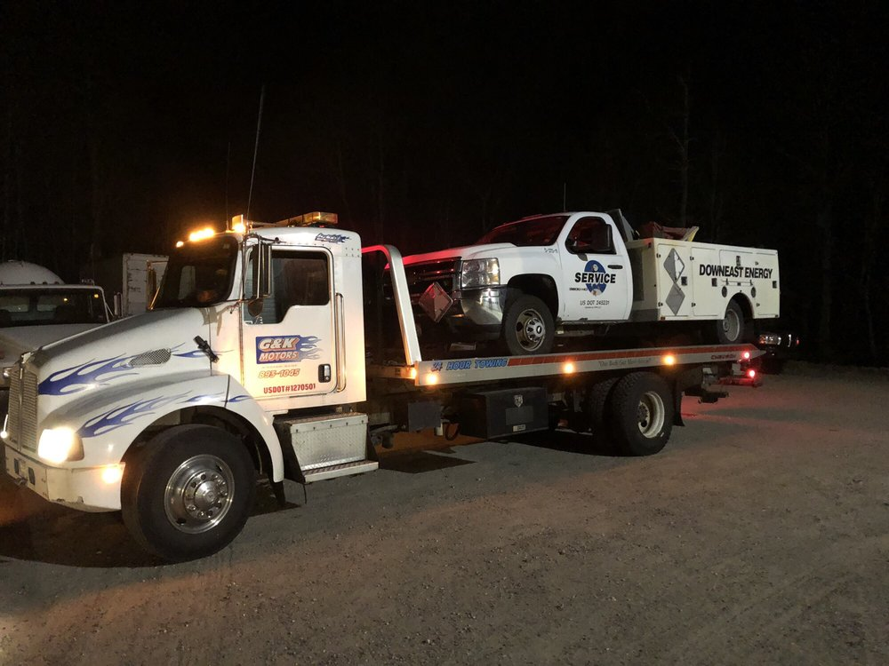 Towing business in Standish, ME