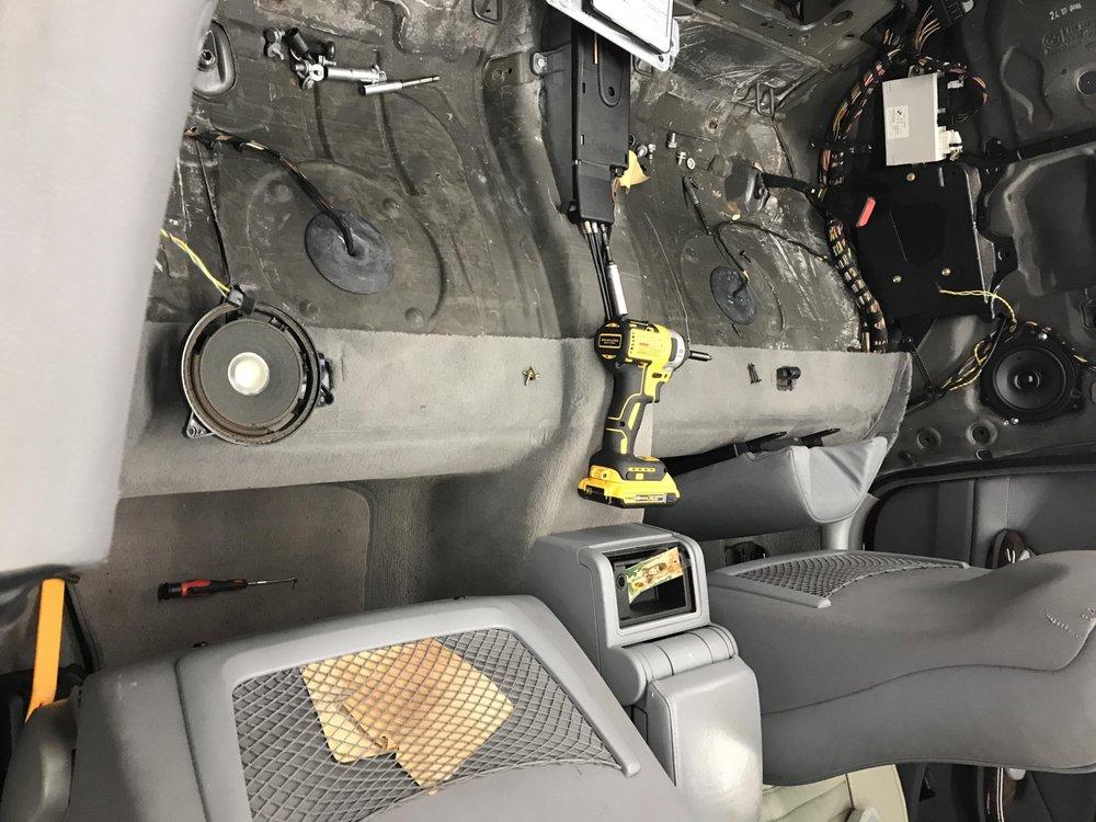 Lebron's Car Audio & Security: 6327 B New Hampshire Ave NE, Takoma Park, MD