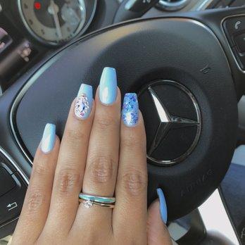 Photo Of Sparkle Nails Chula Vista Ca United States Feeling Like Cinderella