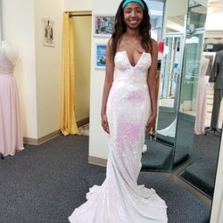 f0eadd0629eaa Photo of Fashion Tailor - Atlanta, GA, United States. Prom dress alteration