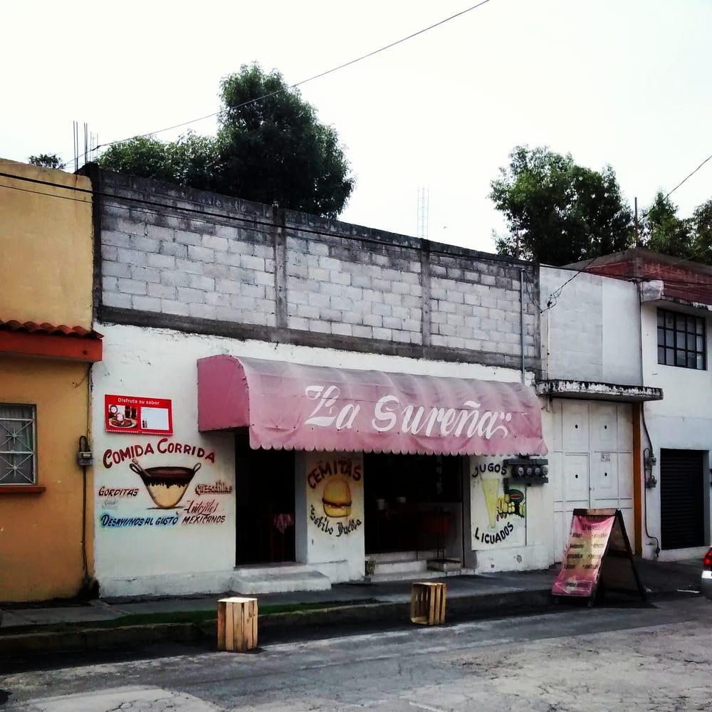 La Sureña - Fonda - 35 sur 2906., Las Ánimas, Puebla - Restaurante ...