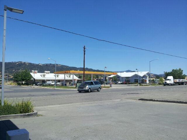 Golden Gate Shell