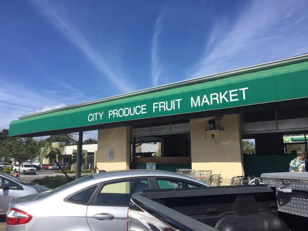 City Produce Fruit Market: 2701 4th St N, Saint Petersburg, FL