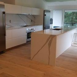 Photo Of Budget Granite Counter   Portland, OR, United States. Arabescato  Quartz From