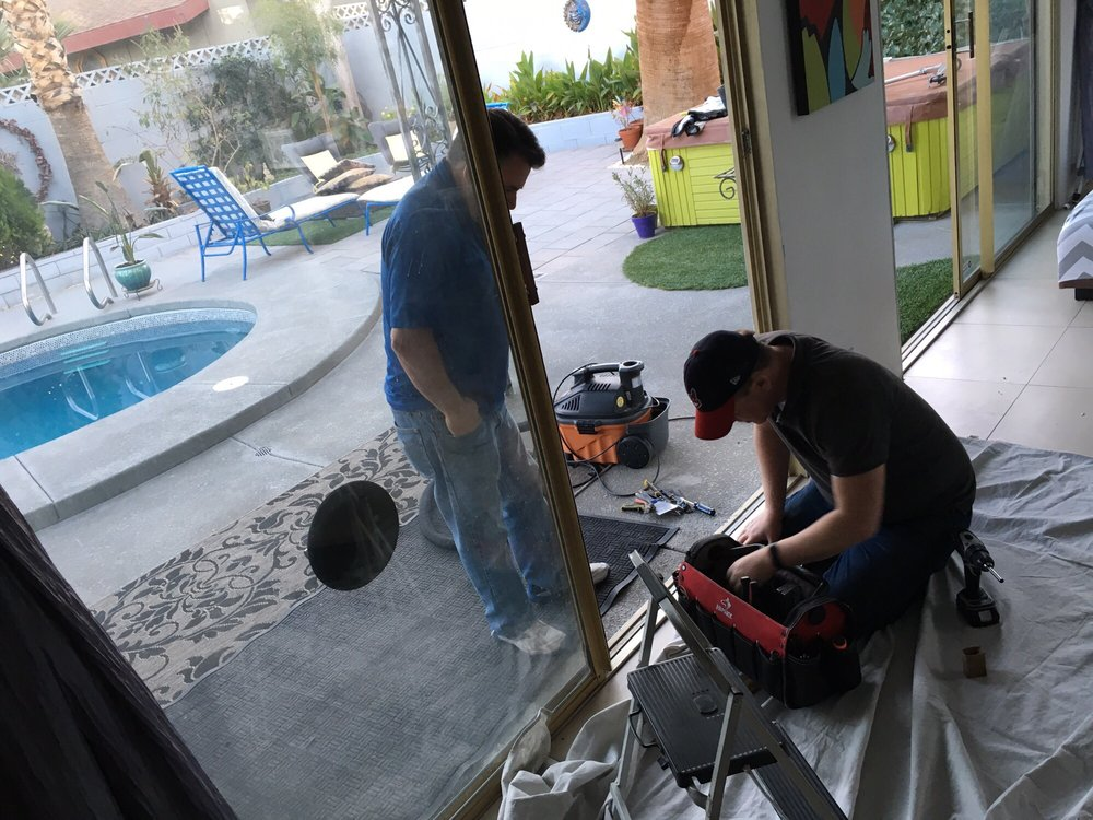 Las Vegas Sliding Door Repair: Henderson, NV