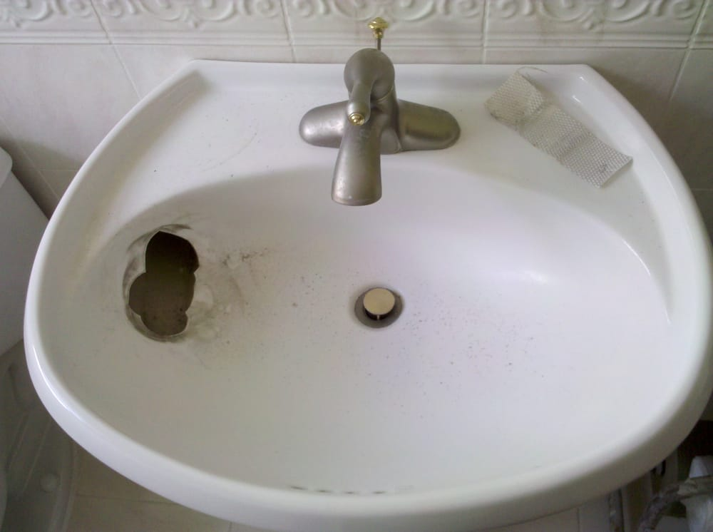Bathroom Faucets San Jose Ca broken pedestal sink - yelp