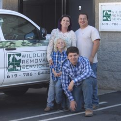 Photo Of Wildlife Removal Services