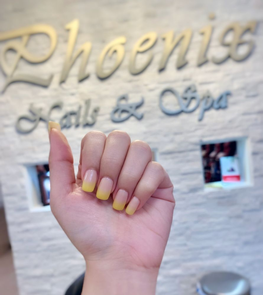 Phoenix Nails & Spa: 1200 N Bypass 35, Alvin, TX