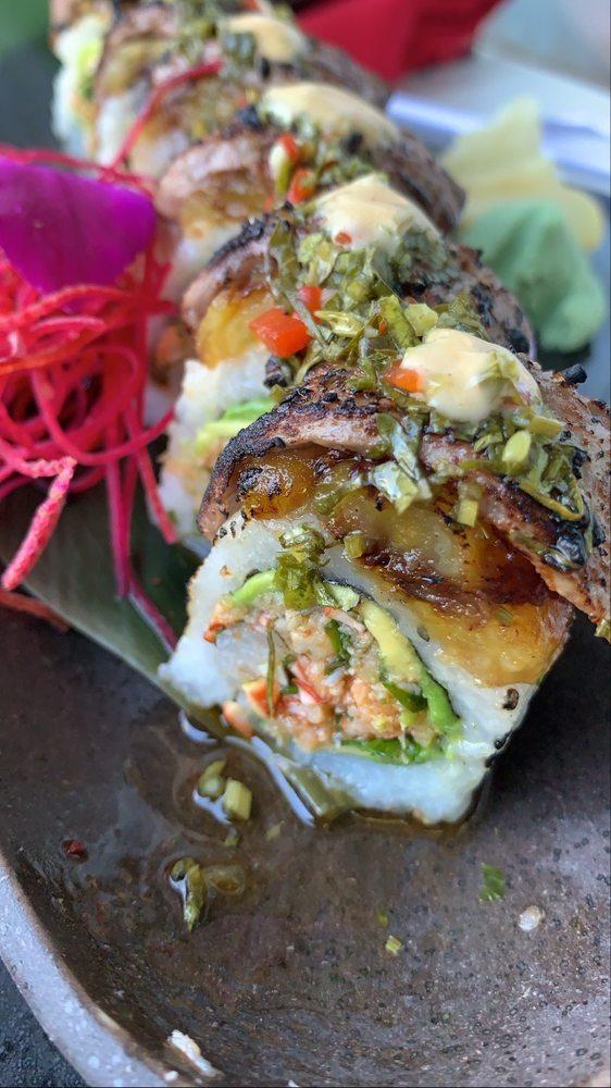 Food from Mamasushi - Bronx