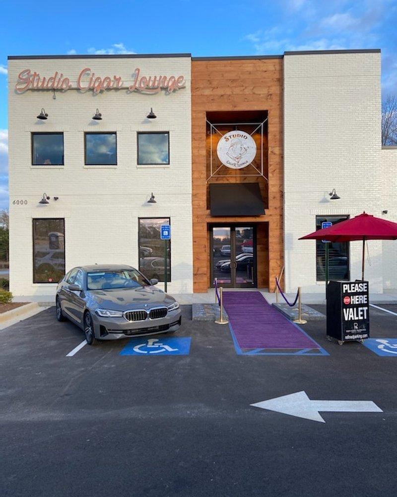 Studio Cigar Lounge: 6000 Renaissance Pkwy, Fairburn, GA