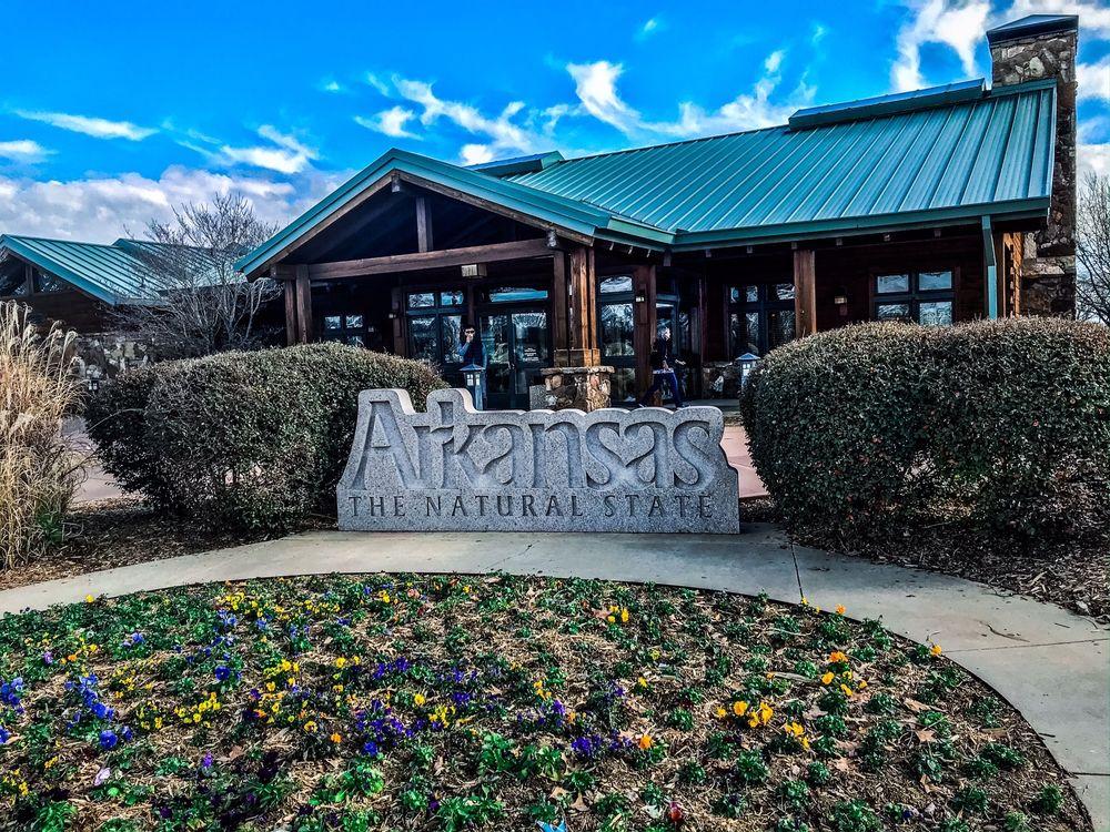 Arkansas Welcome Center: 10000 I-30 E, Texarkana, AR