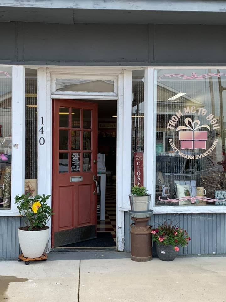From Me To You: 140 S High St, Hillsboro, OH