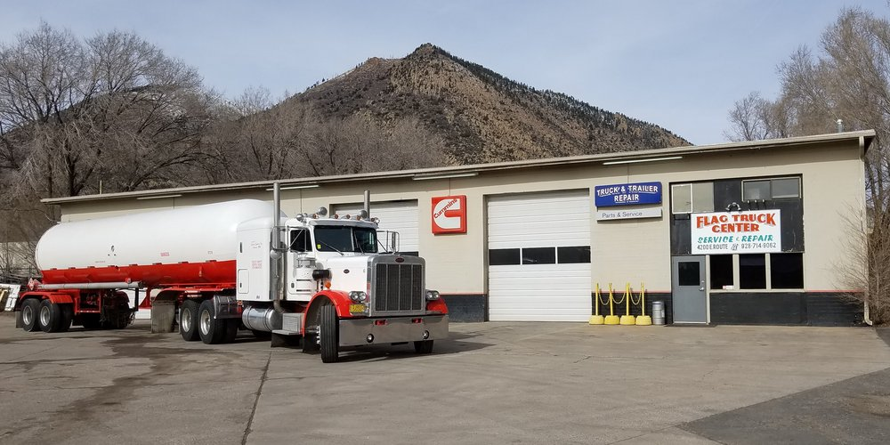 Flag Truck Center: 4200 E US Highway 66, Flagstaff, AZ