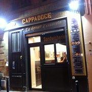 cappadoce 11 photos 44 avis halal 5 rue des bahutiers h tel de ville quinconces. Black Bedroom Furniture Sets. Home Design Ideas