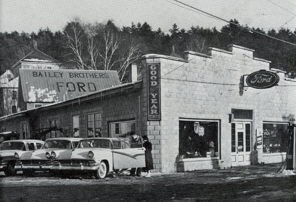 Bailey Brothers Ford: 12 Park St, Livermore Falls, ME
