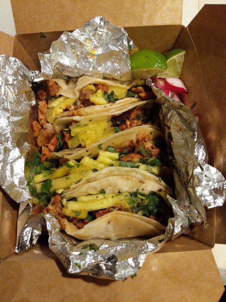 Food from Taco Box
