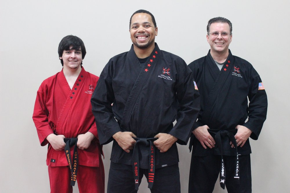 Ultimate Martial Arts: 6845 20th Ave S, Centerville, MN