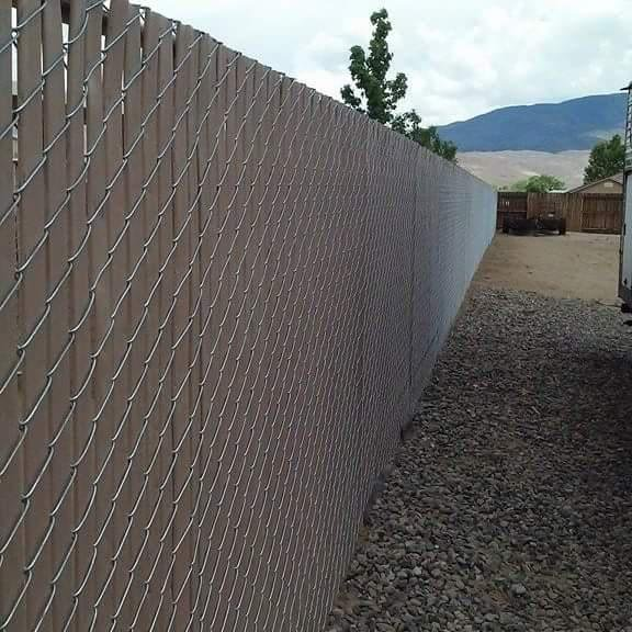 Rooster Fence