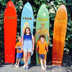 Photo Of Lava Beach Club Waikoloa Hi United States
