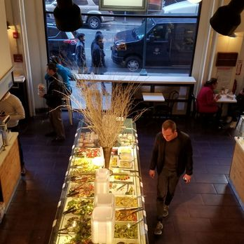 photo of frame gourmet eatery new york ny united states upstairs seating