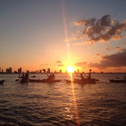 Photo Of South Beach Kayak Miami Fl United States