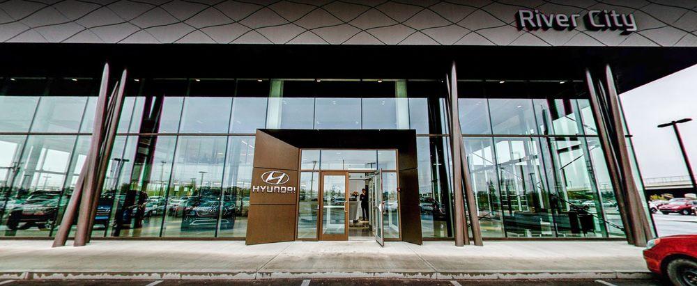 Used Car Lots Edmonton: River City Hyundai