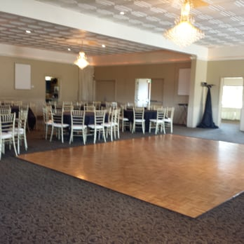 Photo Of Wedgewood Crystal Springs Burlin Ca United States Dance Floor And