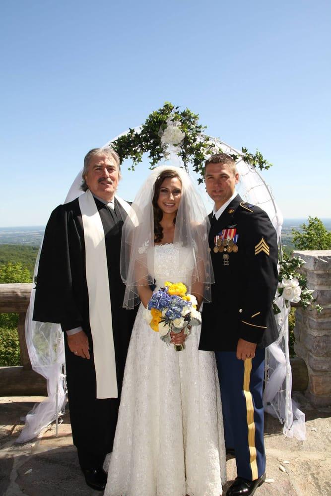 Wedding Officiant Bruce Kelly
