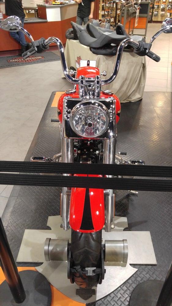 Caliente Harley-Davidson