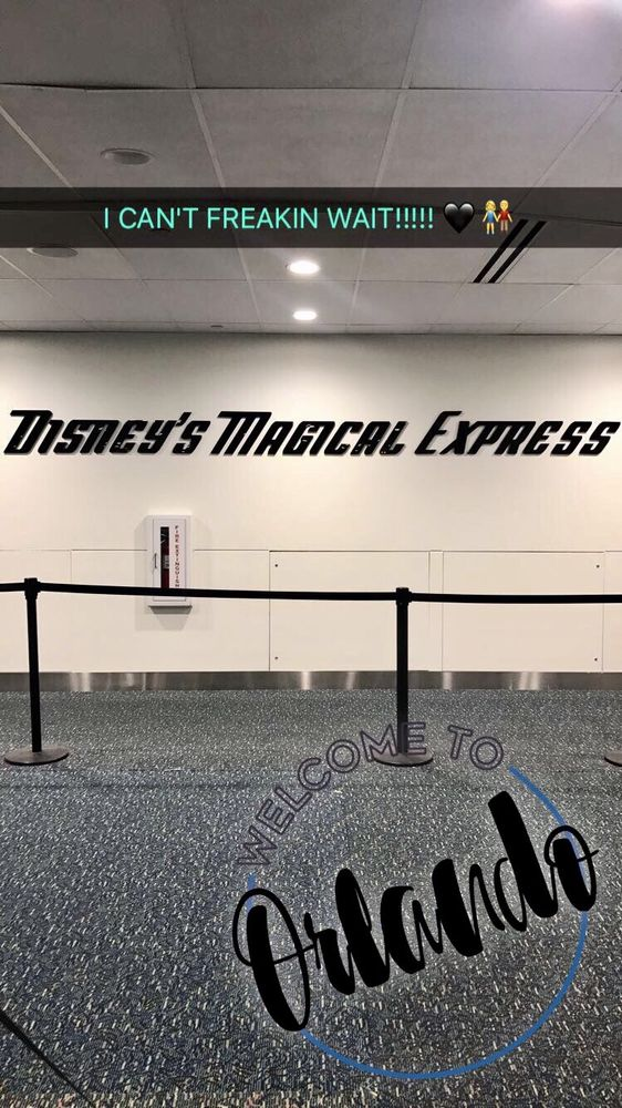 Disney's Magical Express Welcome Center