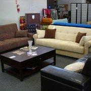 We work hard Photo of The Futon Shop - Sacramento, CA, United States. The  largest selection