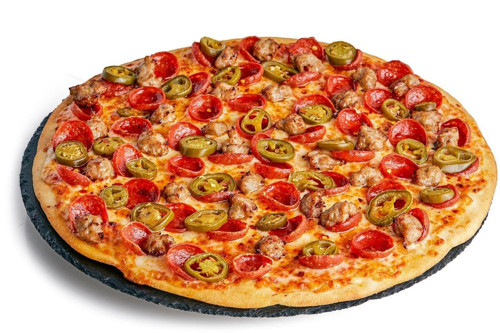 Pizza Guys: 325 W Olive Ave, Madera, CA