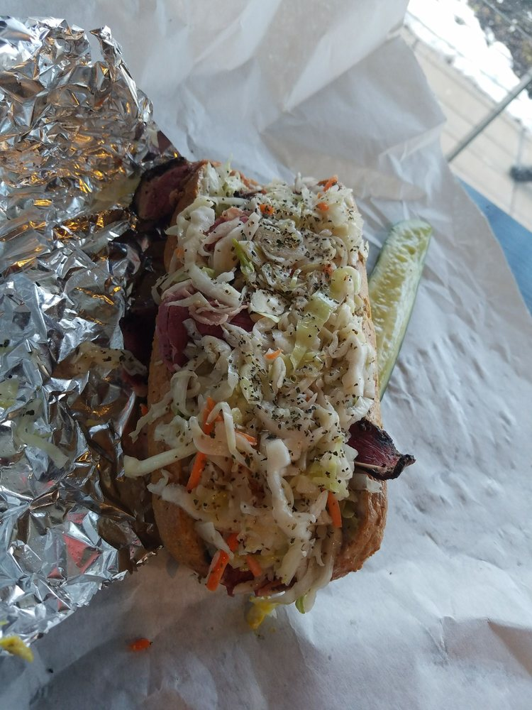 Dave's Cosmic Subs: 55 E College St, Oberlin, OH