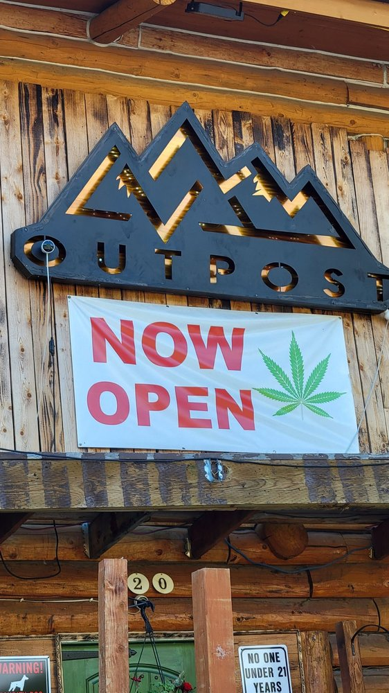 OutPost at KushTopia, Alaska: 1044 S Old Glenn Hwy, Palmer, AK