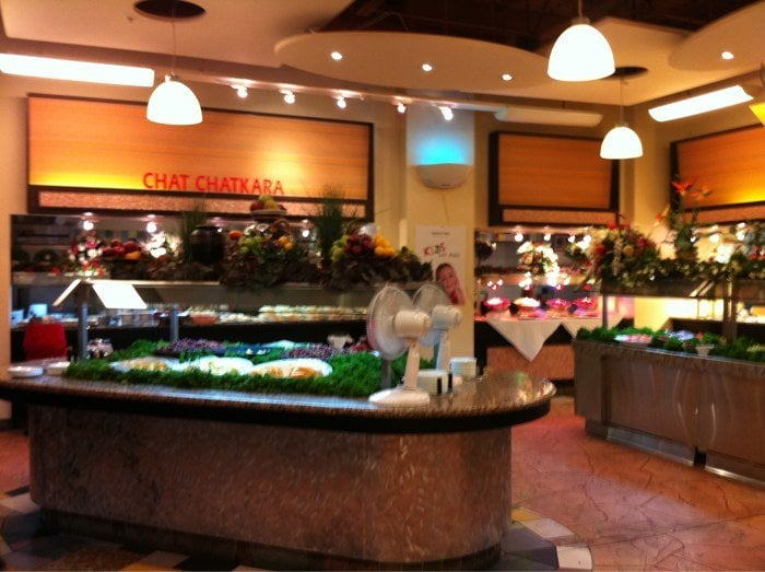 Indian Buffets Restaurants In Brampton