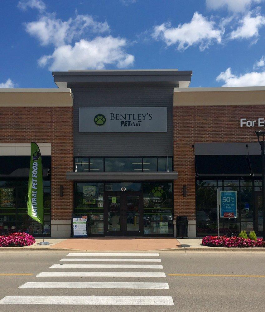 Bentley's Pet Stuff: 69 Waukegan Rd, Glenview, IL