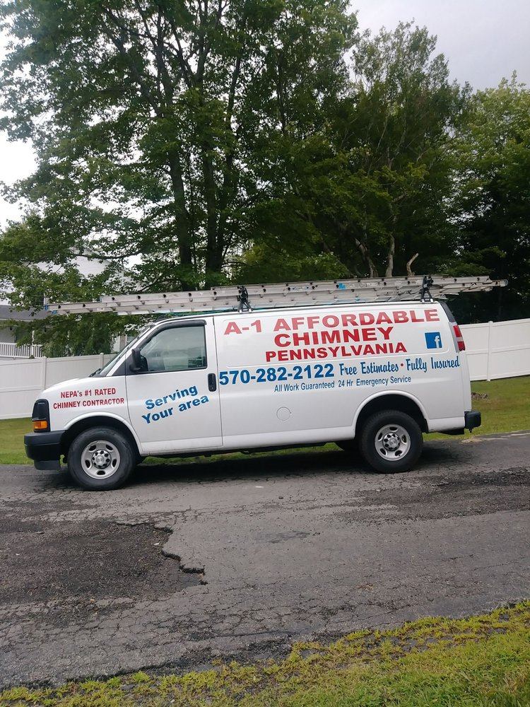A1 Affordable Chimney: 76 Brook St, Carbondale, PA