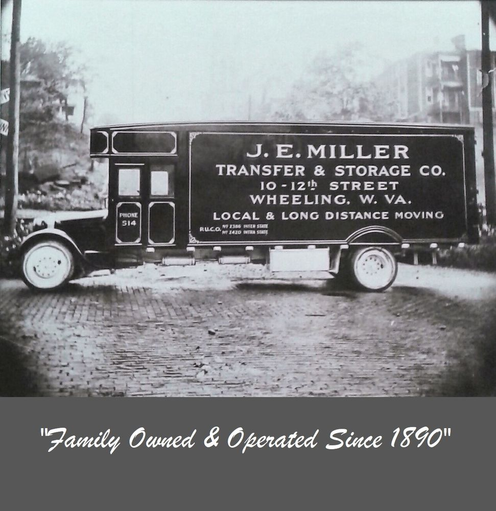 Miller Transfer & Storage Co: 420 Fulton St, Wheeling, WV
